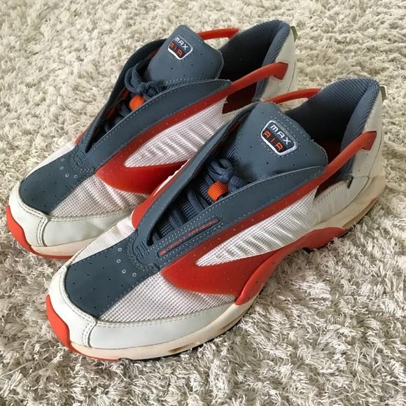 b6a55e1249 Nike Shoes   Vintage 98 Air Max Navigates   Poshmark
